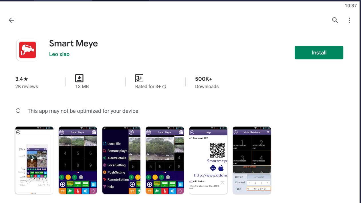 Smart Meye For Windows