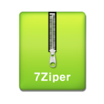 7Zipper for PC - Use on Windows 10/8/7 and MacBook