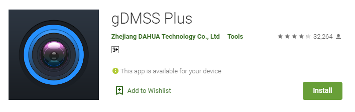 gDMSS plus For Windows