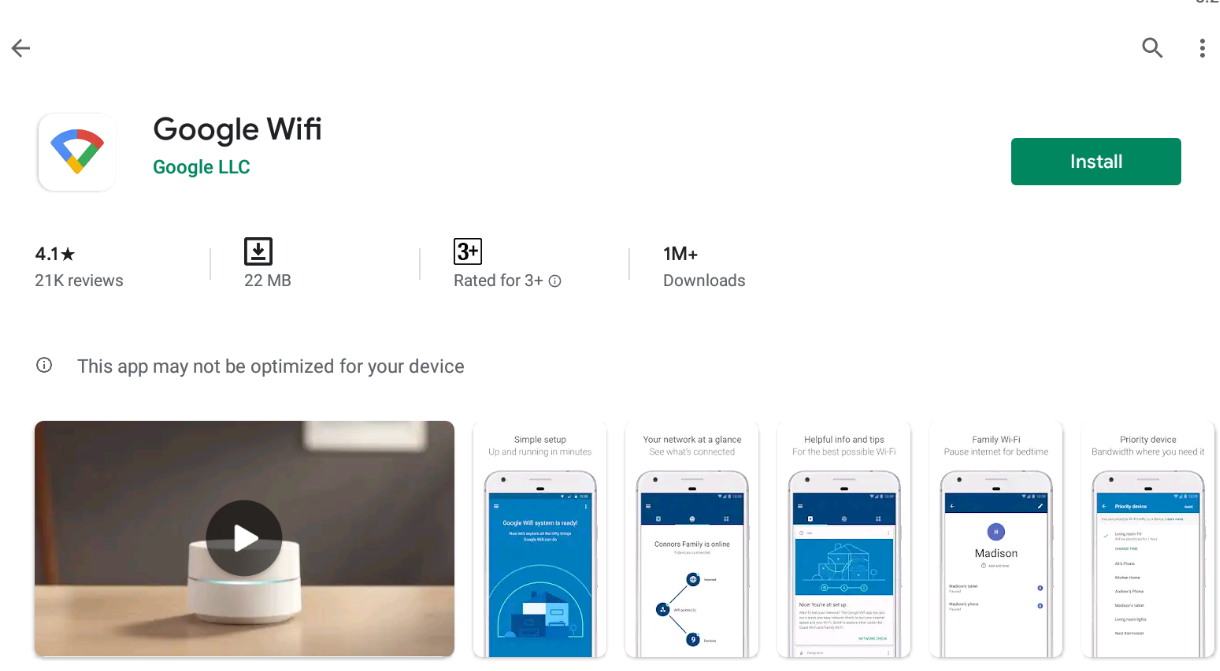 Google Wifi App For Windows