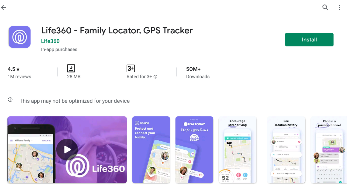 Life360 for Windows