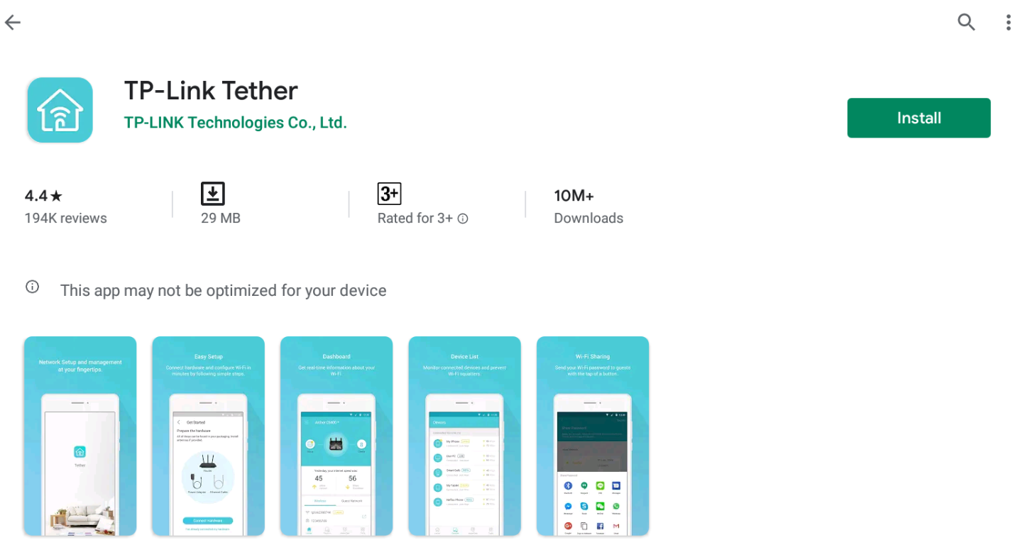 Tether App For Windows