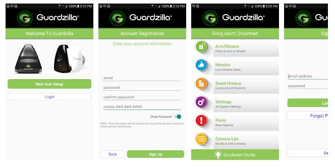 Guardzilla App For Pc