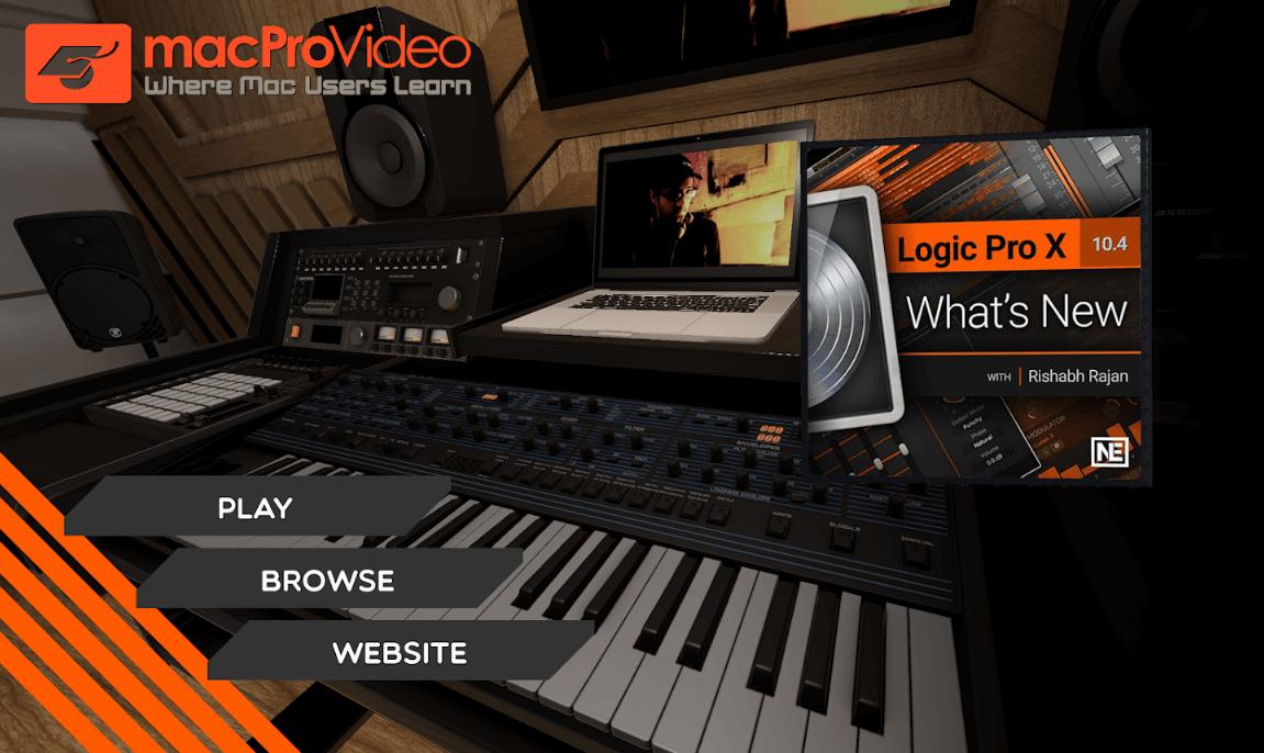 Logic Pro For PC