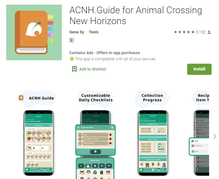 Animal Crossing (New Horizons) for mac