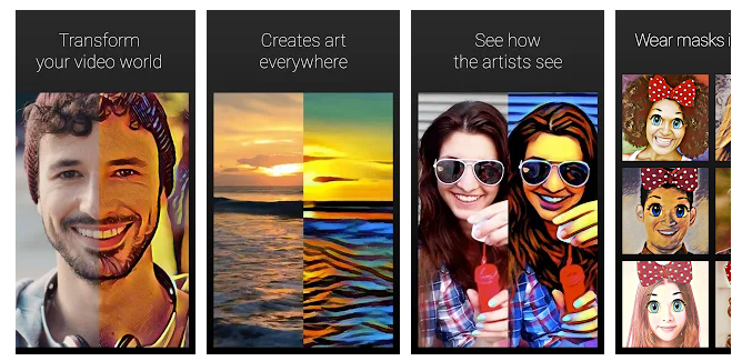 Artisto App for pc