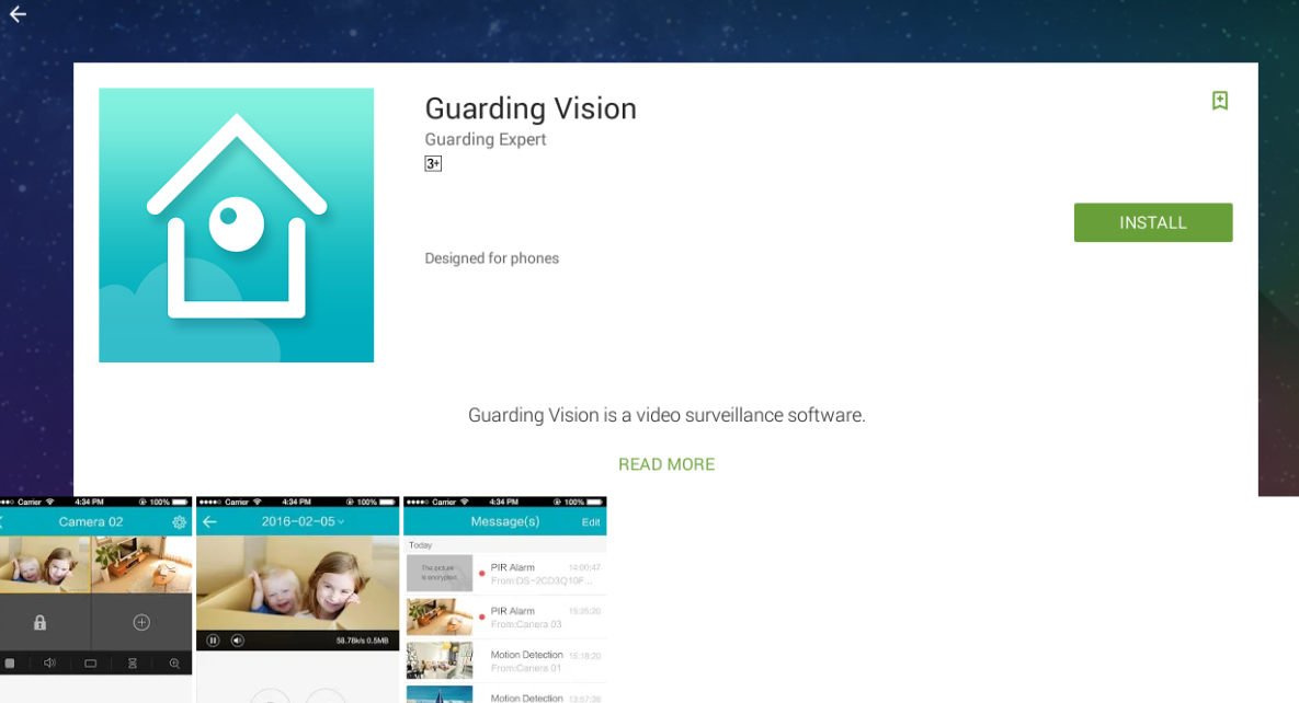 Guardian Vision for mac