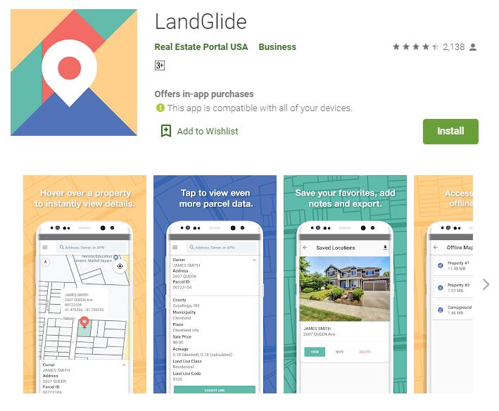 LandGlide for mac