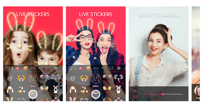 10 Sweet Snap Face Cam - Selfie Edit & Photo Filters