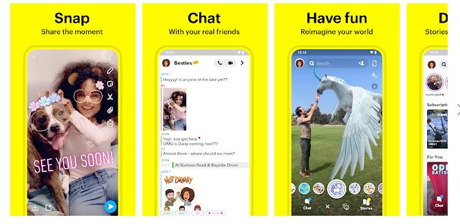 11 Snapchat