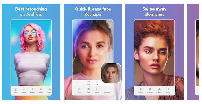 2 Facetune2 - Selfie Editor, Beauty & Makeover App