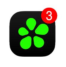4. ICQ Messenger
