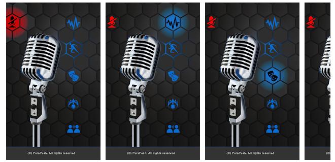 5 Microphone Mic-to-Loudspeaker