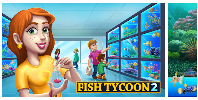 6 Fish Tycoon 2 Virtual Aquarium