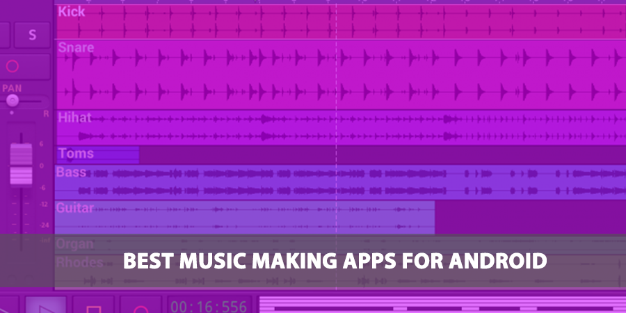 best-music-making-apps-for-Android