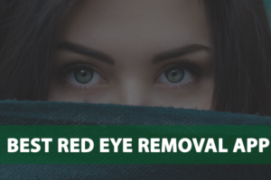 best-red-eye-removal-app