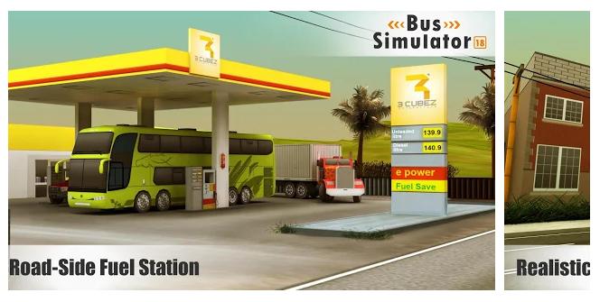 1 Bus Simulator 18