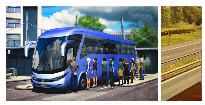 10 US Smart Coach Bus 3D