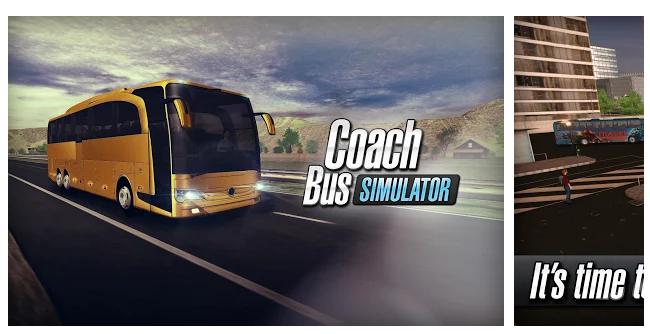 5 Coach Bus Simulator