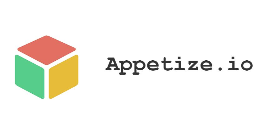 Appetize iOS Emulator