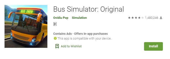 Best Bus Simulator Games For mac