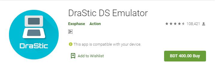 Drastic ds emulator for mac