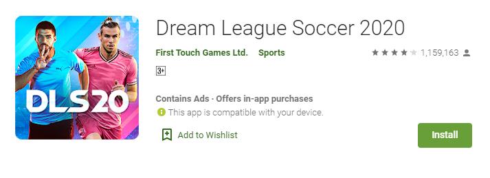 Dream League Soccer for mac