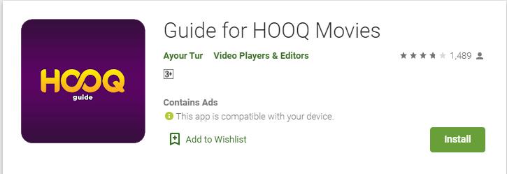 Hooq for mac