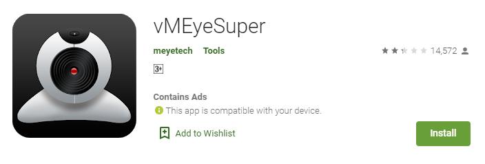 vMEyeSuper for mac