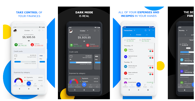 1 Mobills Budget Planner and Track your Finances