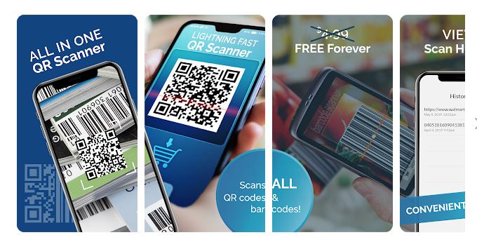 6 FREE QR Barcode Scanner