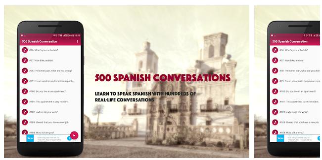 9 Spanish Conversation