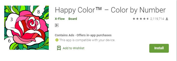 Happy Color for windows