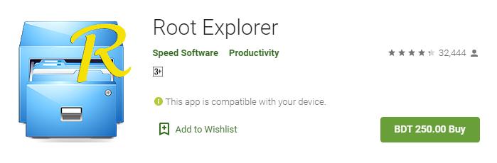 Root Explorer For mac