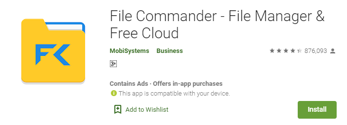 file commander for windows