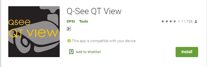 q-see qt view for windows