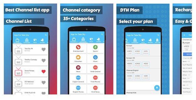 Tata Sky App for PC