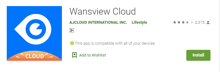Wansview for mac