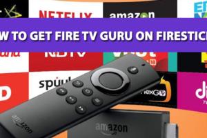 How to Get Fire TV Guru on Firestick