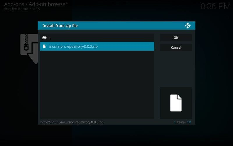How to Install Incursion on Firestick