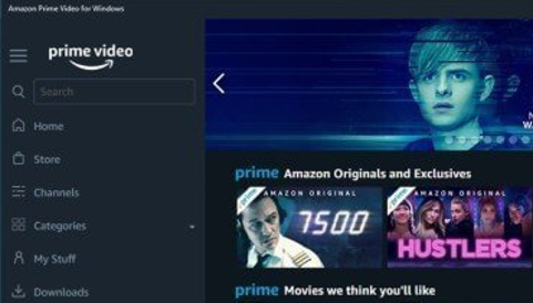 Get the Amazon Prime Channel by downloading on your Firestick smart TV