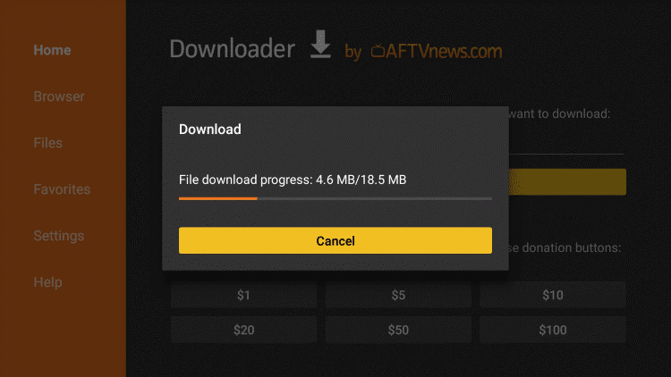 How Downloader App Works