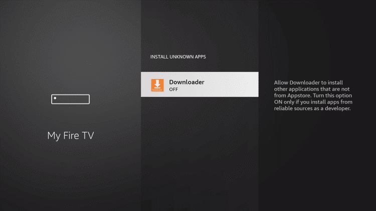 INSTALLING DOWNLOADER APP FOR FIRESTICK