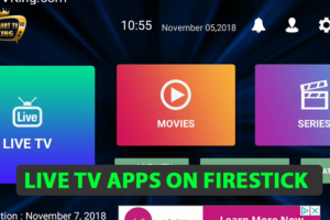 Live Tv Apps on Firestick