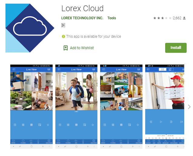 Lorex Cloud For Mac