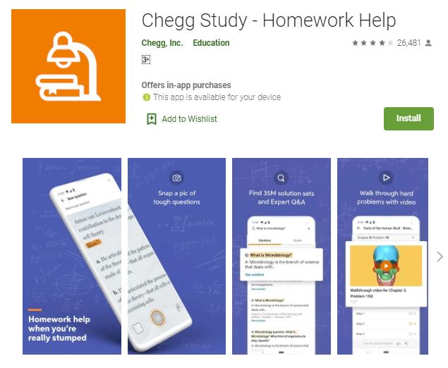 Chegg App For Mac
