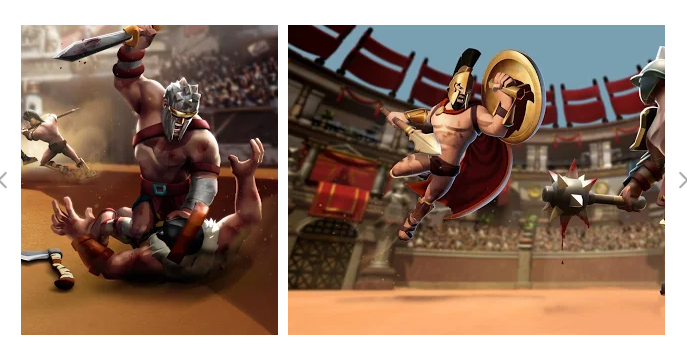 Gladiator Games For PC