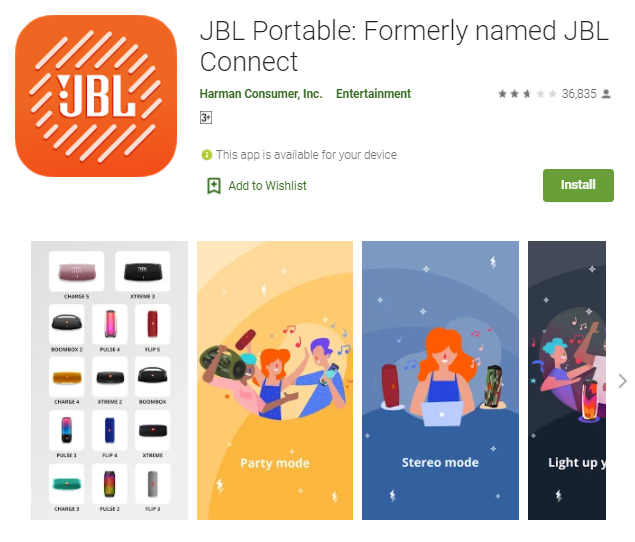 JBL Connect App For Mac