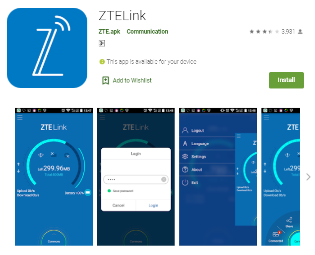 Ztelink For Mac
