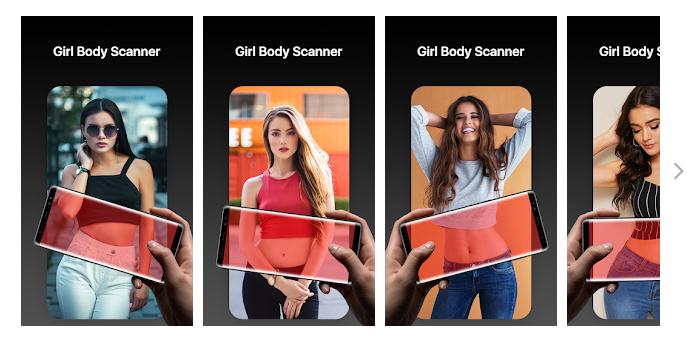 Audery Body Scanner